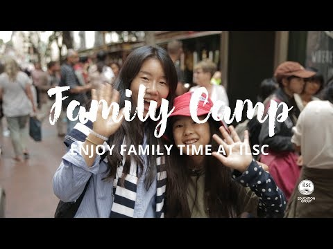 Family Camp: Enjoy family time with ILSC