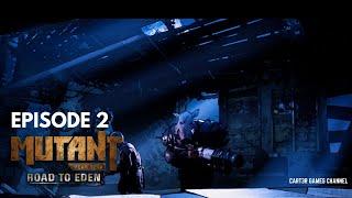 """СТАРШИЙ. ХИЖИНА ХЭММОНА. """"Mutant Year Zero: Road to Eden"""" №2"""