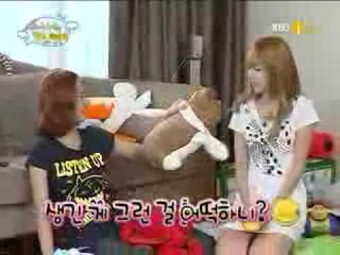 090811+SNSD+Yoona+Jessica+Tiffany+Funny+CUT+HelloBaby.