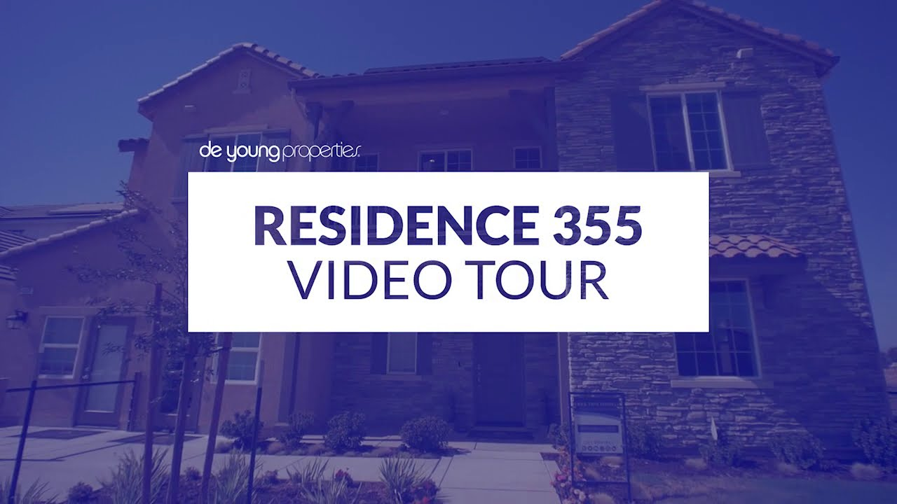 Fresno New Homes Video
