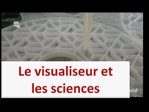 Le visualiseur utilisé dans un lycée (sciences)