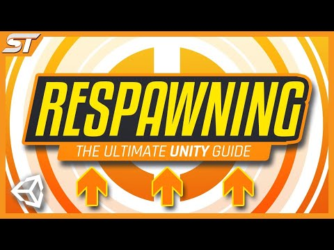 , title : 'Dying and Respawning in Unity'