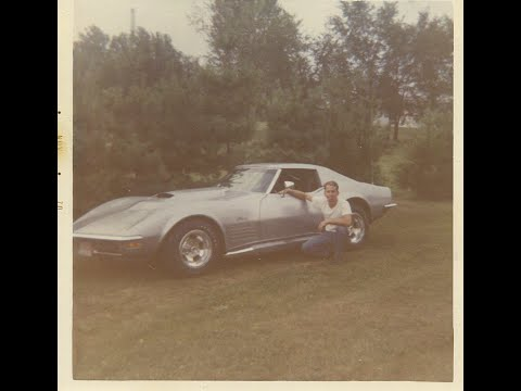 1970 Cortez Silver Baldwin Motion LT-1 Corvette T Top Video