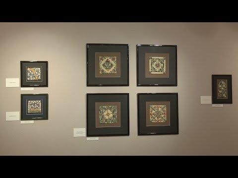 Várnegyed Galéria - Szavak, gyöngyök, virágok - video preview image