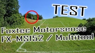 Fuxtec Motorsense FX-MS152 Rasentrimmer-Test
