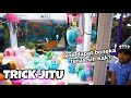 TRICK Borong Boneka di Mesin Capit