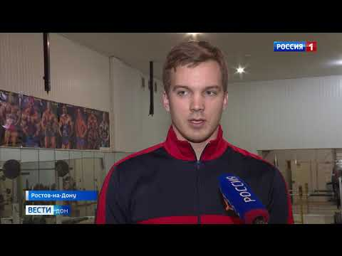 Как тренируется шестикратный чемпион мира по гиревому спорту, дончанин Сергей Балабанов?