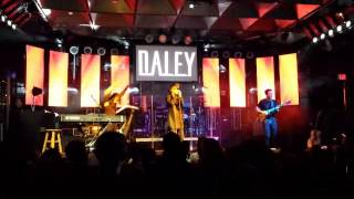 Daley - Culture Room - Ft. Lauderdale, Fl - 3/21/2014 - Pass It On
