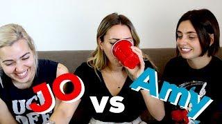 AMY VS. JO BEST FRIEND SHOWDOWN!!! - Video Youtube