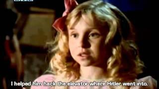 Bunker of Terror - Sally and Fegelein hacks Hitler's elevator.