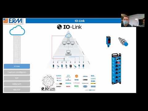 Webinar - Déploiement d'Industrial IoT pour la surveillance des machines