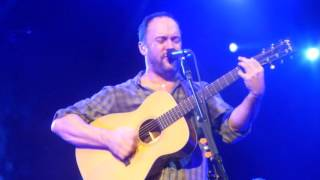 Dave Matthews Band - Stolen Away on 55th & 3rd 5/21/16 Cuyahoga Falls, OH Blossom