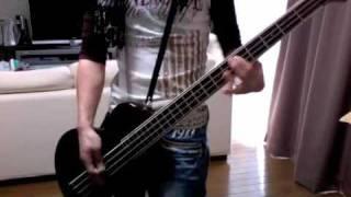 DIR EN GREY 理由 (Bass cover)