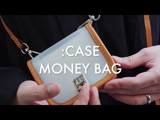 【商品説明】:CASEのMONEY BAGをディレクター松坂生麻が解説