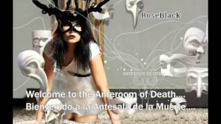 Tarja Turunen - Anteroom of death Subtitulada en español e ingles