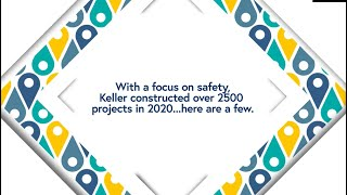 Keller Group – Year End Projects