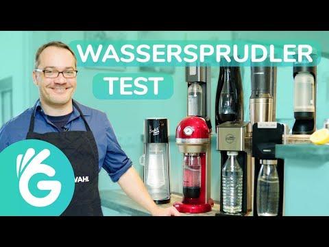 Wassersprudler Test – 10 Wassersprudler im Vergleich