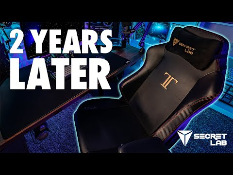 SecretLab TITAN Gaming Chair: 2 YEARS LATER, is it worth the PRICE?