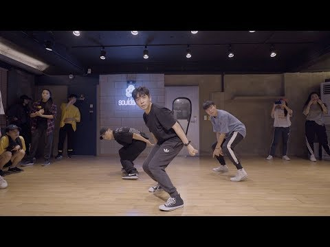 "JUNHO LEE Class ""Relax Your Mind"" By Boyz II Men"