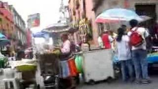 preview picture of video 'Mexico City Unauthorized Street Vendors'