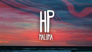 Maluma   HP (Letra)