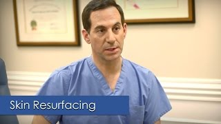 Dr. Clevens Explains Skin-Resurfacing Technologies Used For Facial Cosmetic Surgery
