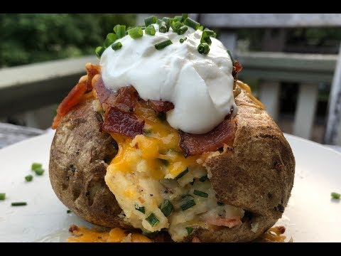 Loaded Baked Potato - You Suck at Cooking (episode 77)
