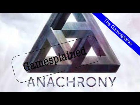 Anachrony Gamesplained - Follow Up