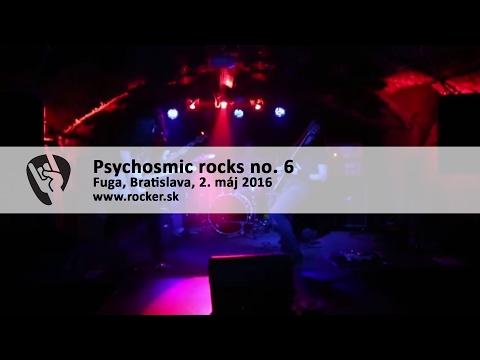Psychedelické vlny sa valili Fugou na Psychosmic Rocks No. 6 (fotogaléria)