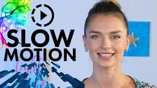 Замедленная съемка  |  SLOW MOTION - как сделать?