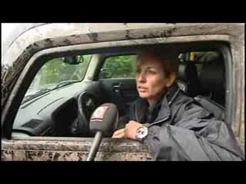 Nieuwe Hummer getest in Wilbertoord