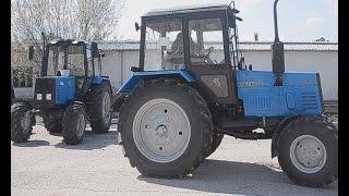 Инвестор начал обновление тракторного парка завода марочных вин «Коктебель»