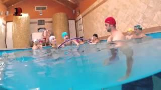 Babaúszás oktatás - Dunavarsány videó 1