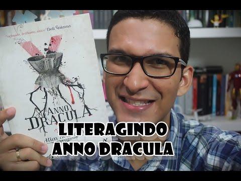 LiterAgindo - Crítica Anno Drácula
