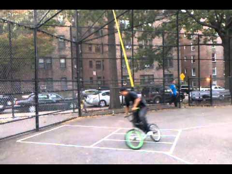 BMX Training NYC- Travers Park