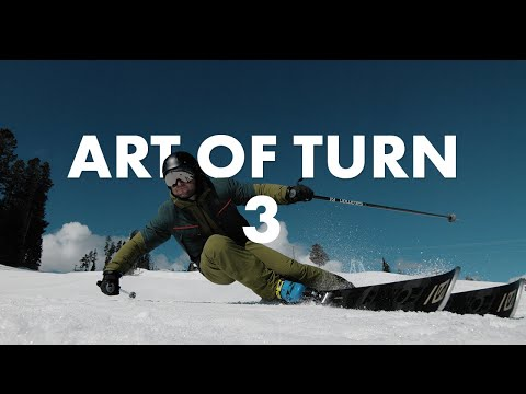 The Art Of The Turn 3 | Salomon TV