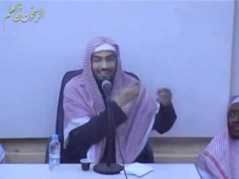 جلسة أريحية طريفة مع الشيخ المغامسي