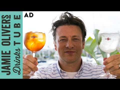 Video The Perfect Summer Drink? | Martini & Tonic | Jamie Oliver