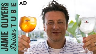 The Perfect Summer Drink?   Martini & Tonic   Jamie Oliver