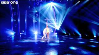 Week 7: Katie and Matt - Contemporary - So You Think You Can Dance 2011 - BBC One