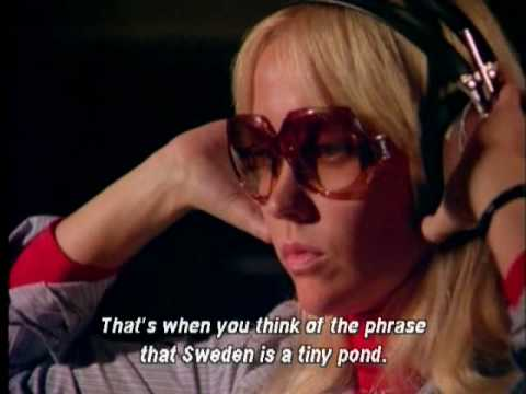 ABBA: Dancing Queen Recording Session