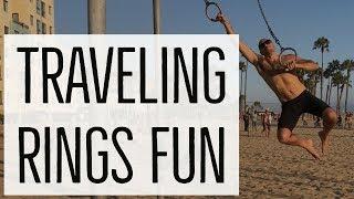 Fun Flow on The Traveling Rings by Antranik