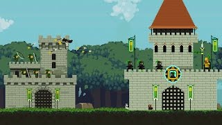 MASSIVE ATTACK ON OUR CASTLE!  What, Bunnies?  (Fluffy Horde Pre-Alpha Gameplay)