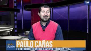 Paulo Cañas: Fin de la Educación Física en 3º y 4º Medio