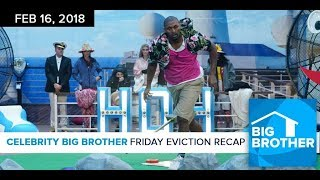 Celebrity Big Brother | Friday Eviction Recap Podcast
