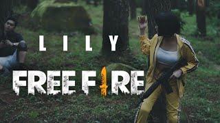 Alan Walker - Lily Versi Free Fire (Full Lyrics)