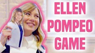 Ellen Pompeo Interview   Best Meredith Grey Quotes Game