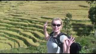 preview picture of video 'Nepal's Annapurna Circuit Trek, Part1-Ep 61'