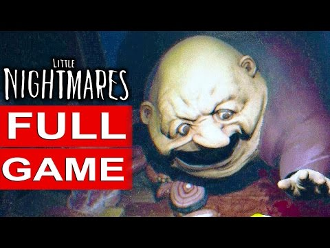 LITTLE NIGHTMARES Gameplay Walkthrough Part 1 FULL GAME [1080p HD PS4 PRO] - No Commentary