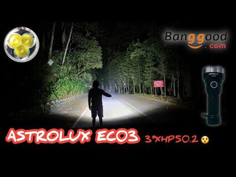 Astrolux EC03 5700K | 3* XHP50.2 !!!